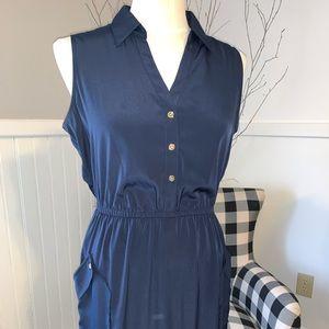 Alfani Blue Dress